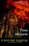 A Dark God Laughing - Fiona McGavin