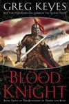 The Blood Knight - Greg Keyes